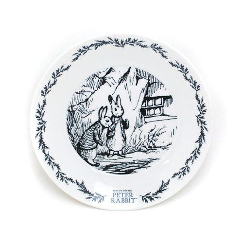 ピーターラビット ケーキプレート(ピーター&ベンジャミン)500-2-330 1009150