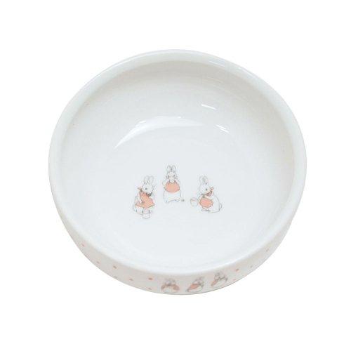 ピーターラビット 【幼児用食器】US小鉢(ドットガールズ)
