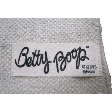 キャラコ コットンフロアマット(BettyBoop)