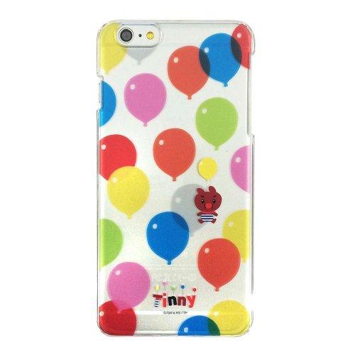 ふうせんいぬティニー iPhone6Plus対応 シェルジャケット(ふうせん)-06B