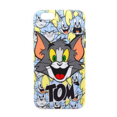 トムとジェリー iPhone6用ソフトジャケット(トム/クローズアップ) RT-WP7B/TM