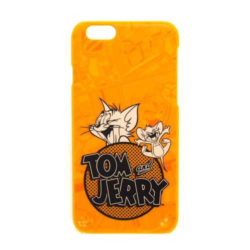トムとジェリー iPhone6用シェルジャケット(トム&ジェリー) RT-WP7D/TJ