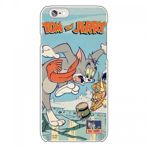 トムとジェリー iPhone6/6s用ハードケース(コミックスD) IJ-WP6PC/TJ009