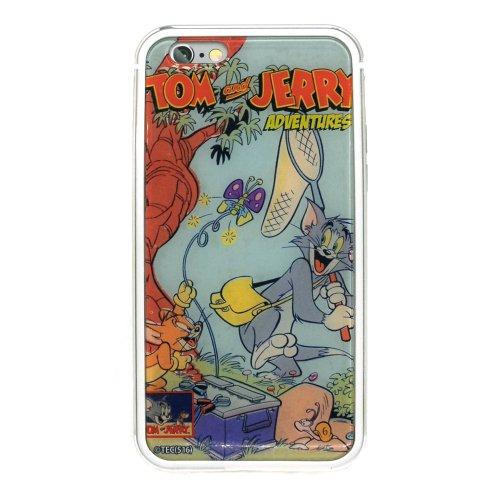 トムとジェリー iPhone6/6s用アルミバンパージャケット(コミックスA) IJ-WP6AB/TJ006