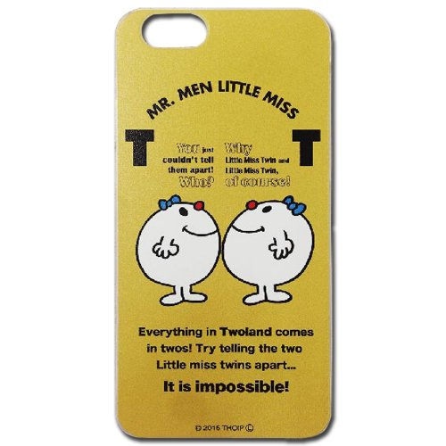 ミスターメンリトルミス iPhone6対応シェルジャケット(ツイン)L-50C MM