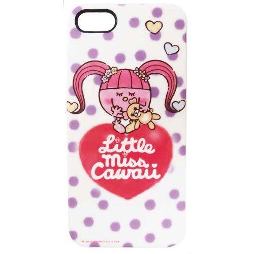 ミスターメンリトルミス 【在庫限り】iPhone5/5s専用 ソフトジャケット(Cawaii)L-08C MM