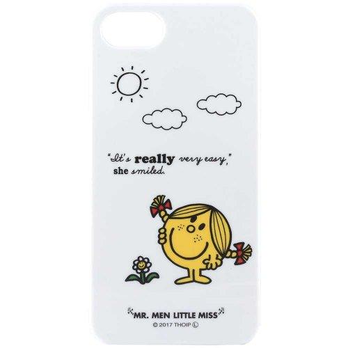 ミスターメンリトルミス iPhone7対応ハードケース(リトルミス・サンシャイン)L-58D MM