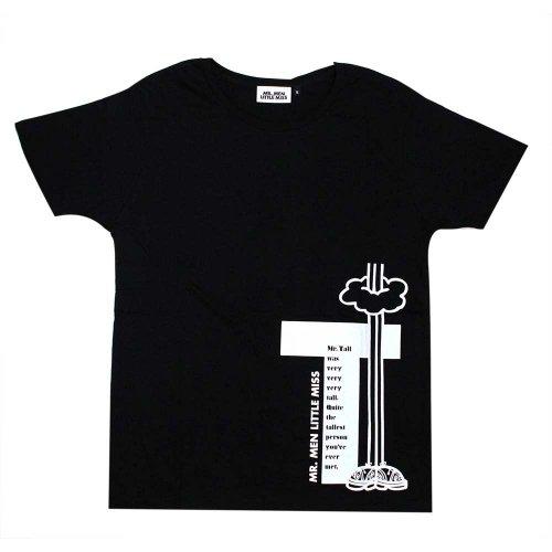 ミスターメンリトルミス レディースTシャツ(トール)S MR-7969