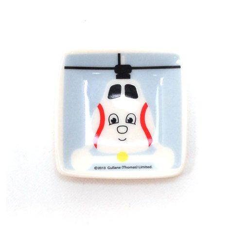 きかんしゃトーマス プチ角小皿(ハロルド) 650526