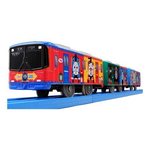 プラレール 京阪電車 10000系 きかんしゃトーマス号 S-59