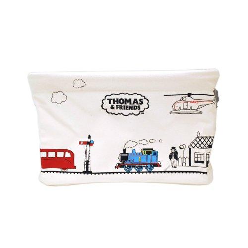 きかんしゃトーマス piller SQ/SS 収納ボックス(THOMAS LINE) 3891 02