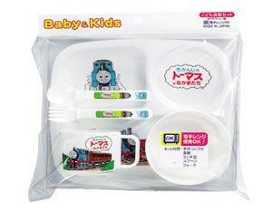 きかんしゃトーマス 子供食器セット BG-130