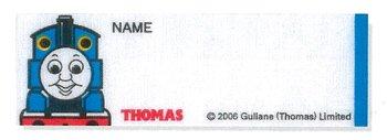 きかんしゃトーマス トーマス キャラクターネームラベル N76