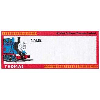 きかんしゃトーマス トーマス キャラクターネームラベル N77