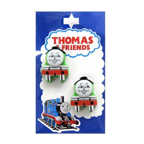 キャラコ きかんしゃトーマス TM6 ボタン(ヘンリー)