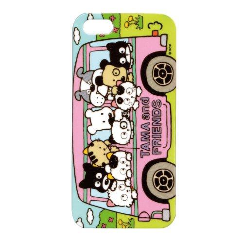 タマ&フレンズ iPhone5/5S専用カバー(バス) CRTM56