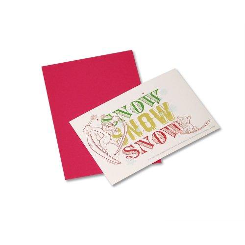 トムとジェリー クリスマスカード(1)