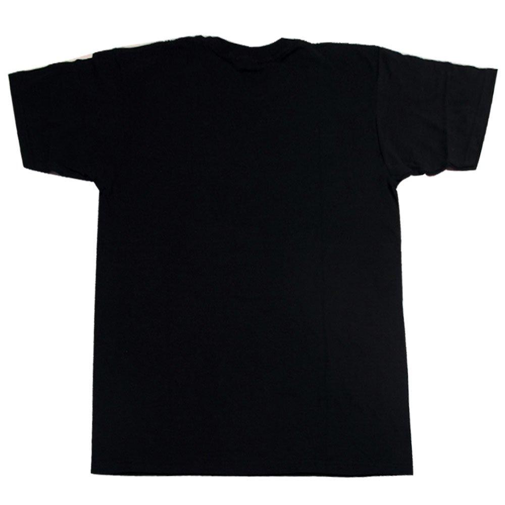 キャラコ レモンスカッシュ Tシャツ BK (不二家飲料雑貨) PE-1211 PK