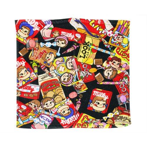 ペコ&ポコ ウォッシュタオル おかしいっぱい(不二家お菓子雑貨) SMS004A PK