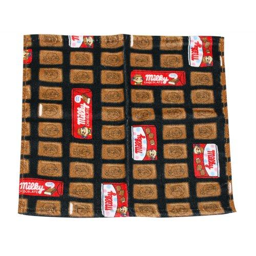 ペコ&ポコ ウォッシュタオル チョコいっぱい(不二家お菓子雑貨) SIK000A PK