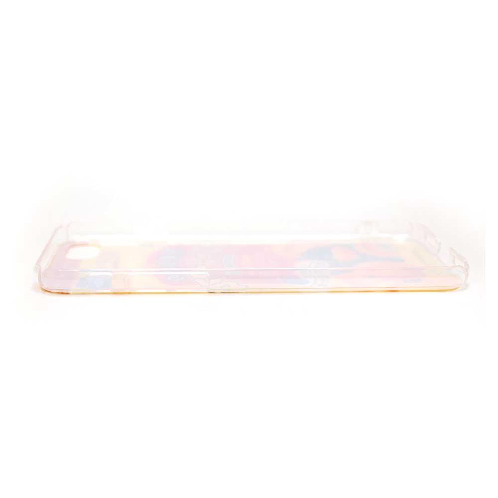 キャラコ ペコちゃん ミルキー iPhoneケース(不二家お菓子雑貨)PK