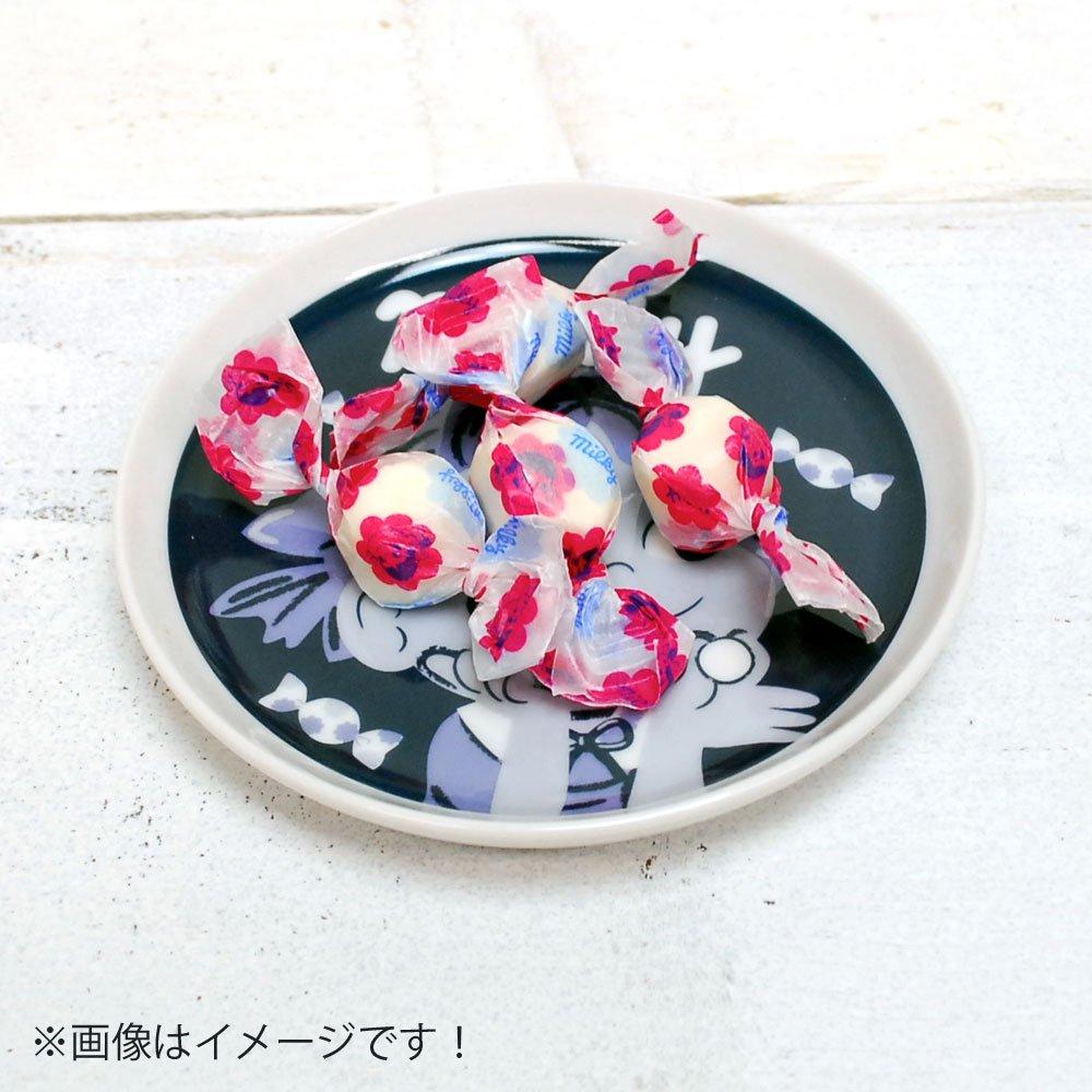 キャラコ ペコちゃん milky PEKO スモールプレート(不二家お菓子雑貨) YT-011 PK