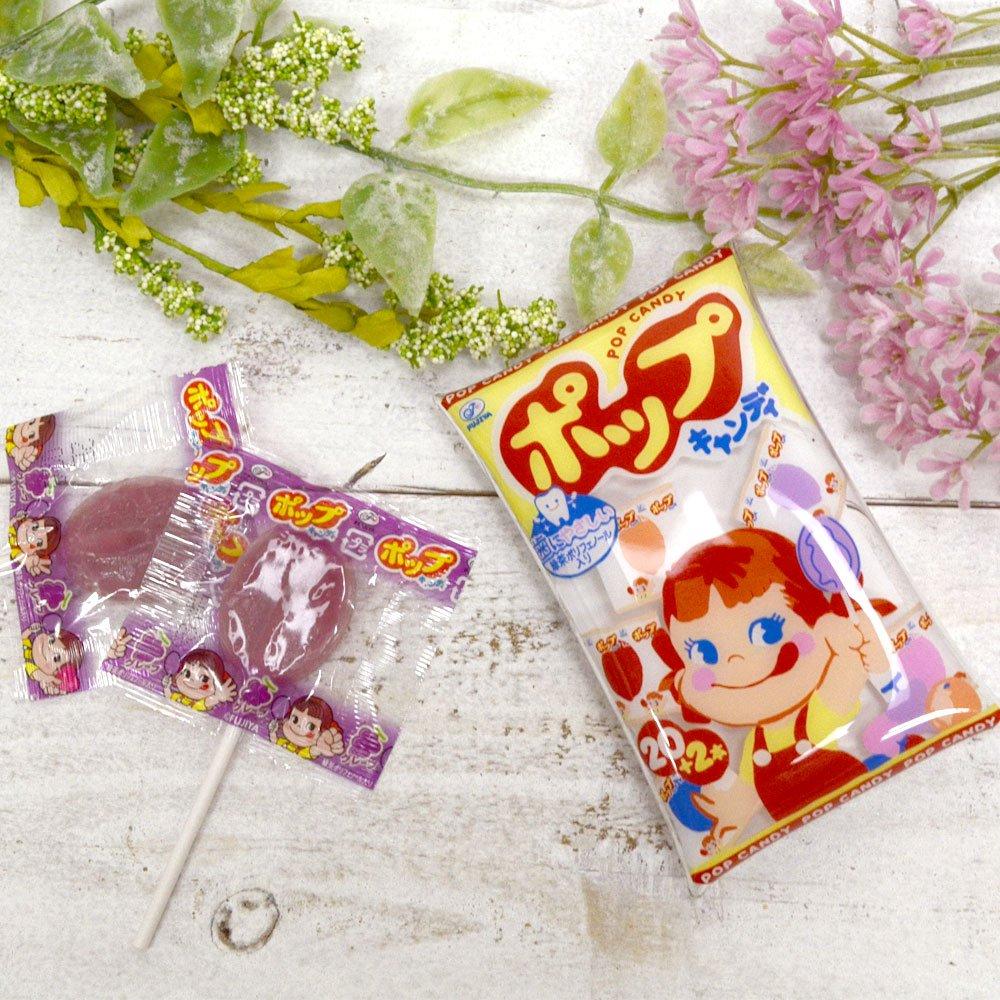 キャラコ ペコちゃん クリアマルチケースS(ポップキャンディ) (不二家お菓子雑貨) PKSR-014 (不二家お菓子雑貨) PK