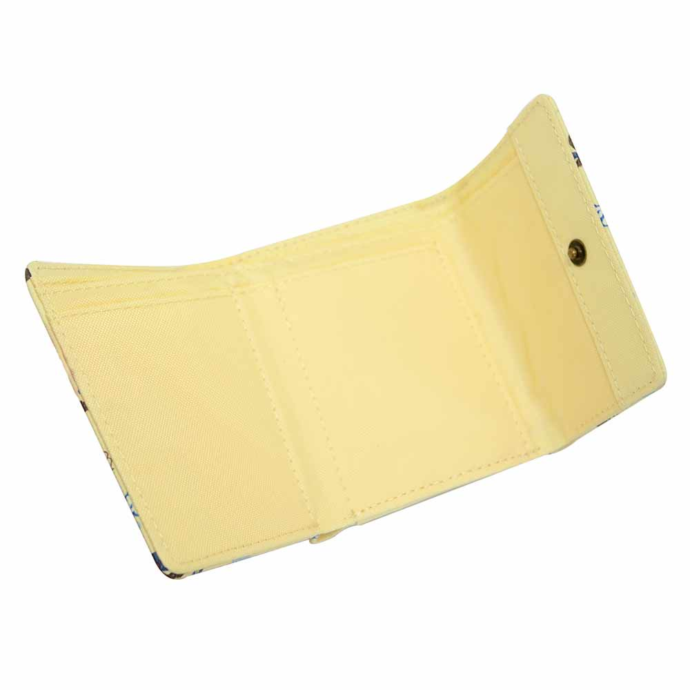 キャラコ ペコちゃん三つ折りワレット(ソフトクリーム) PE333CR-2 PK