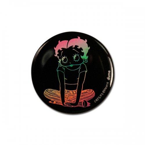 ベティーブープ 缶バッジ(80年代ベティー)