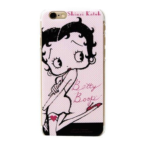 ベティーブープ iPhone6 ケース(Betty Boop1) IPBT20201