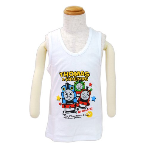 きかんしゃトーマス ランニングシャツ(95) 721TM101105
