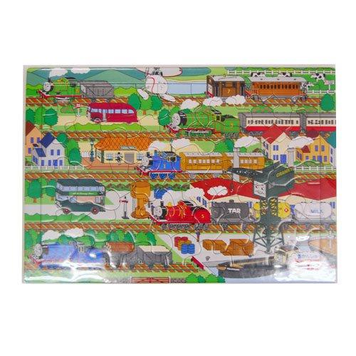 きかんしゃトーマス 【63ピース】ピクチュアパズル せんろであそぼう! 26-611