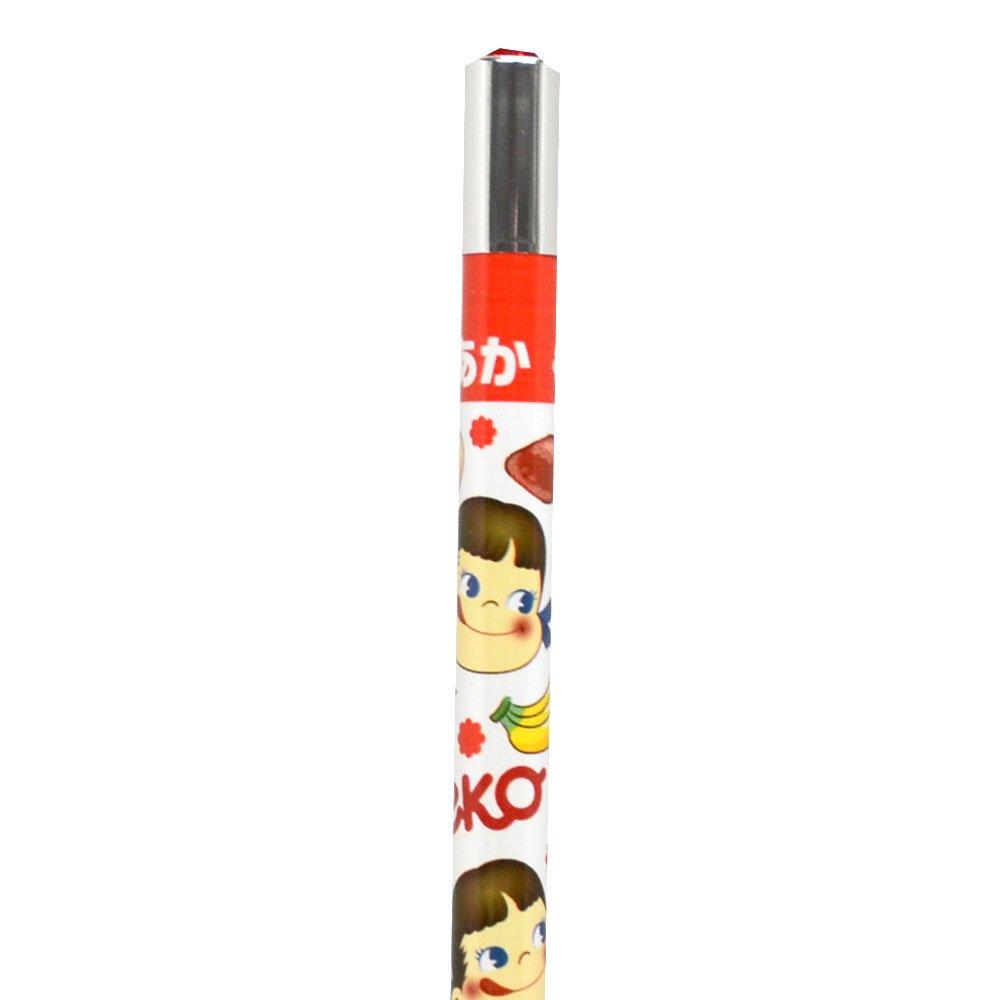 キャラコ 【生産終了品】ジュエリー鉛筆 5本セット(フルーツミックス) PE-5523611FM PK