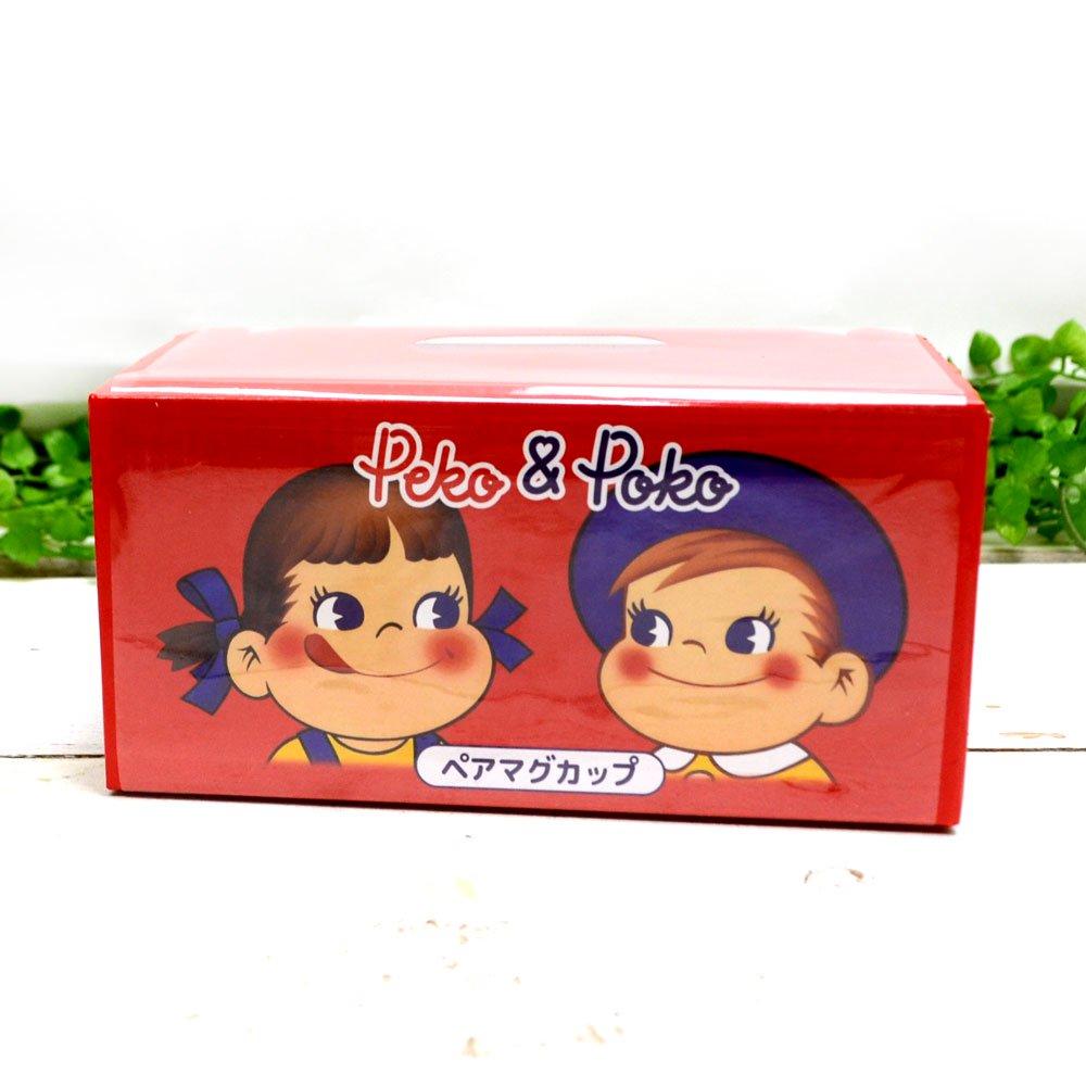 キャラコ ペアマグカップ(ペコポコ) PE-5524482MPP PK