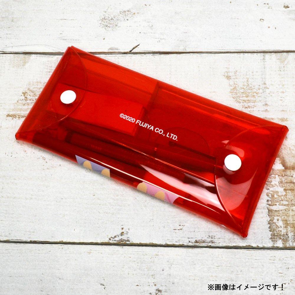 キャラコ クリアマルチケース(頬杖)PKSR-062  PK