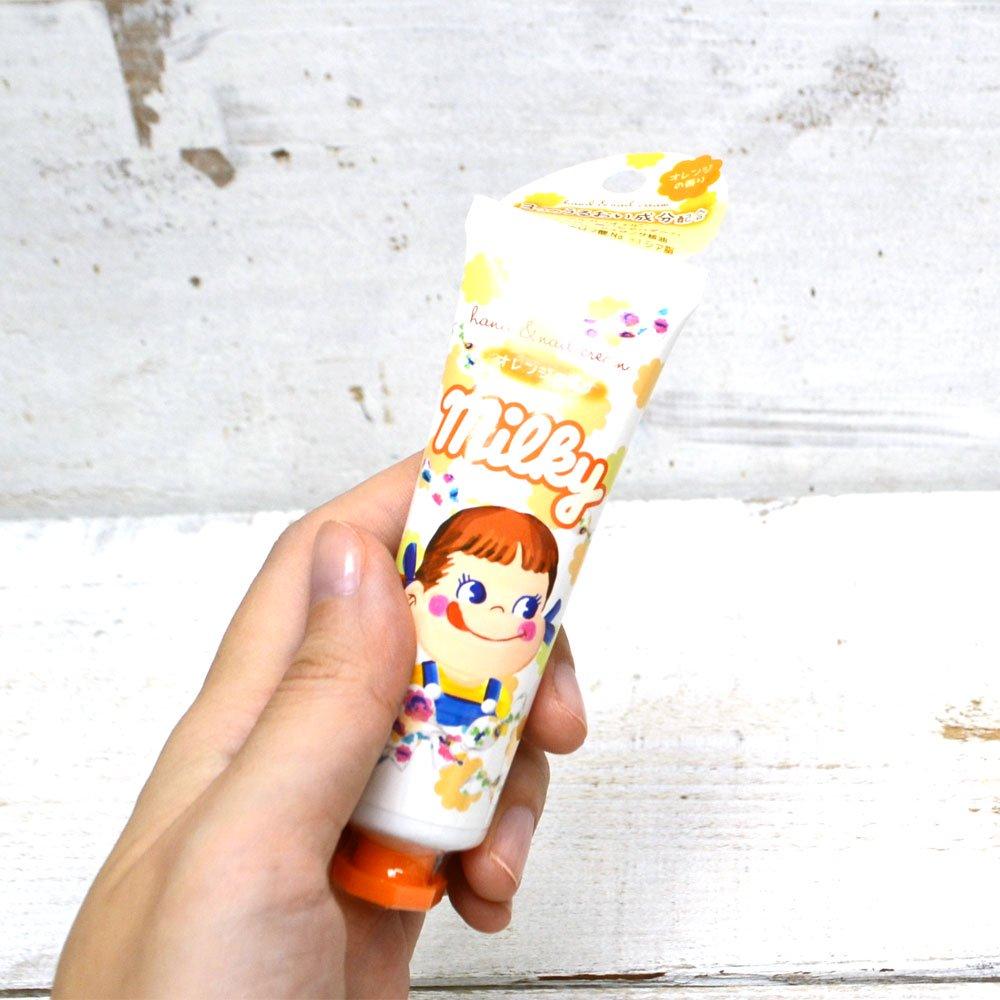 キャラコ ハンド&ネイルクリーム (オレンジ) PE-5537194OR PK