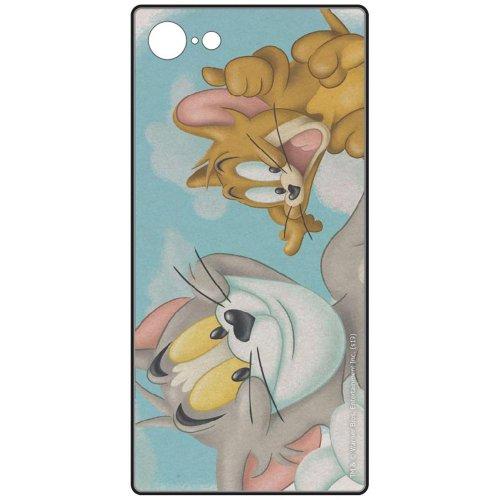 トムとジェリー iPhone8/7対応スクエアガラスケース(A)TMJ-47A
