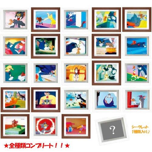 トムとジェリー 【24種全セット】フレームマグネット(箱売り)TJ-5522719BX