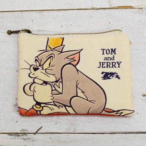 トムとジェリー ティッシュポーチ(ヴィンテージ)-5368