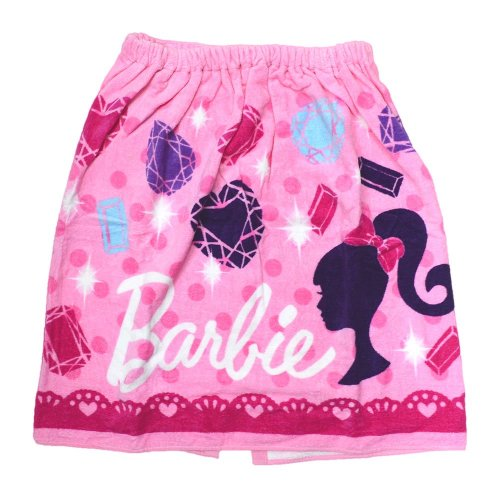 Barbie 巻きタオル(サマージュエリー)5405001800<img class='new_mark_img2' src='https://img.shop-pro.jp/img/new/icons31.gif' style='border:none;display:inline;margin:0px;padding:0px;width:auto;' />