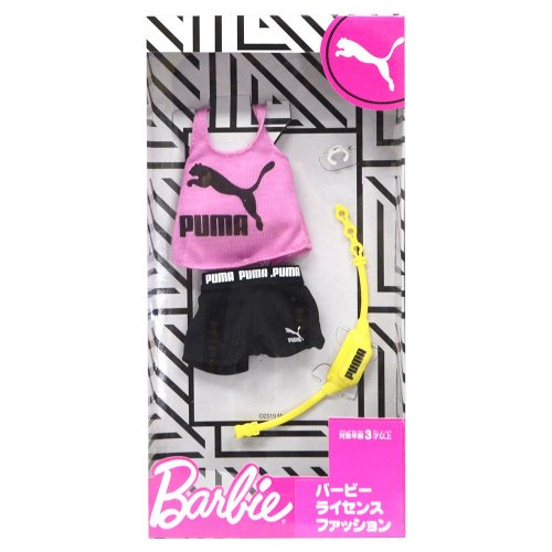 <img class='new_mark_img1' src='https://img.shop-pro.jp/img/new/icons11.gif' style='border:none;display:inline;margin:0px;padding:0px;width:auto;' />BARBIE COMPLETE LOOK PUMA FASHION GHX79 BA