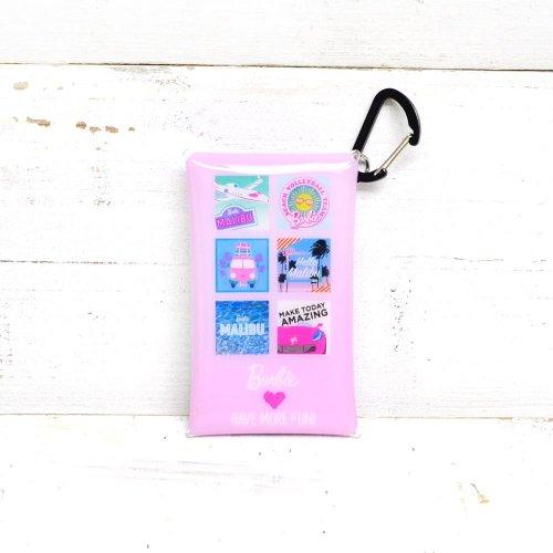 <img class='new_mark_img1' src='https://img.shop-pro.jp/img/new/icons11.gif' style='border:none;display:inline;margin:0px;padding:0px;width:auto;' />【生産終了品】 Barbie クリアマルチケースS (パネル) RCBB-297