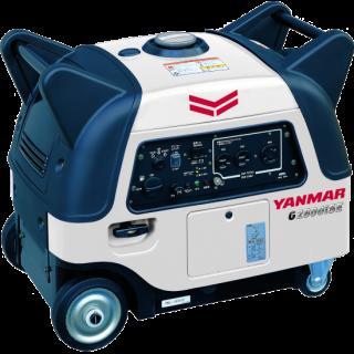 【当日発送可】ヤンマー<br>2.8KVA防音型インバーター発電機