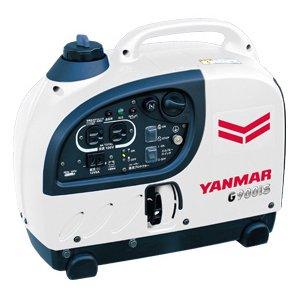 ヤンマー<br>900W防音型インバーター発電機