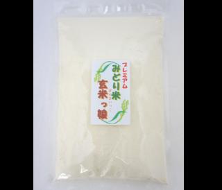 みどり米玄米粉 450g