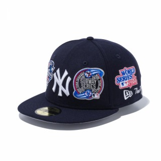 59FIFTY<br>ニューヨーク・ヤンキース<br>