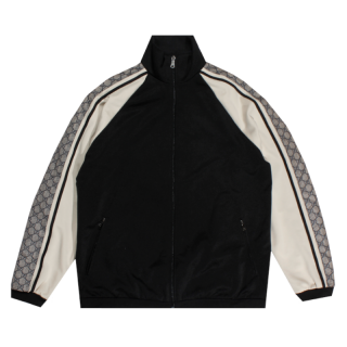 GUCCI<br>TECHNICAL JERSEY JACKET