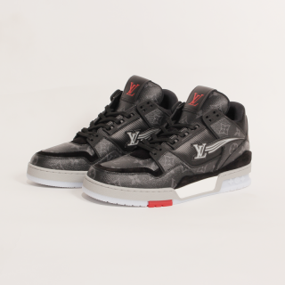 LOUIS VUITTON<br>TRAINER LINE SNEAKER<br>1A8AAA