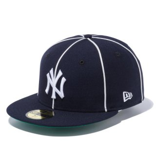 59FIFTY<br>NEWYORK YANKEES<br>PIPING