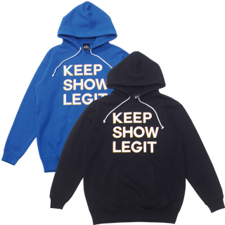 KSL SUPPLY<br>HOODED SWEAT SHIRT<br>